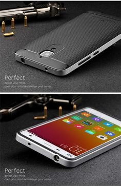 New Upgraded version Bumblebee Hybrid case For Xiaomi Mi4 High quality PC frame+Silicon back cover for Xiaomi mi4 phone cases