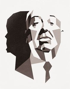 Alfred Hitchcock by Liam Brazier