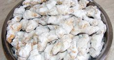 Retete dulciuri de post, reteta cornulete fragede de post fara margarina cu bors si ulei, deserturi, cornulete de casa cu nuca.