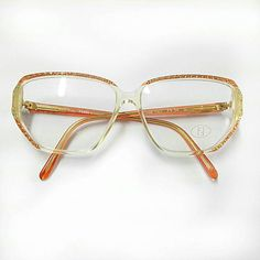 11dfa5d394 FENDI glasses frames vintage by LOZZA NEW eyewear with