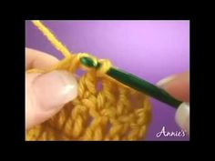 Learn How to Cluster Stitch in this short video from www.AnniesCatalog.com.
