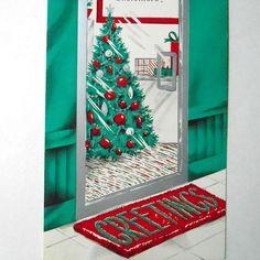 Vintage 50s Christmas Card Billmar Motel Franklin Louisiana #vintage #christmas #card #billmar #motel #franklin #louisiana #travel #souvenir #Illustrate #Printad #print #art #ephemera #tree #ornaments #decor #etsy #etsyseller #etsyshop #blackfriday #smallbizsat #cybermonday