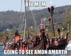 Bye Mom - metal - amon amarth