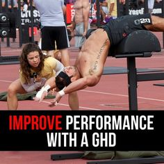 Improve Your Performance With a GHD Machine (includes video tutorials)