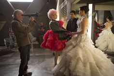 Come Check Out These Exclusive, Behind-the-Scenes Hunger Games Pics
