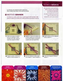 como hacer minitelar cuadrado - Revistas de manualidades gratis Picasa Web Albums, Crochet, Mini, Weaving, Pom Poms, Step By Step, Crafts, Creativity, Outfits