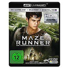 Maze Runner - Die Auserwählten im Labyrinth 4K (4K UHD + Blu-ray + UV Copy) Blu-ray