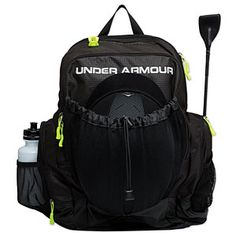 Under Armor ringside backpack- looks even better than the Noble Outfitter's and is much cheaper!