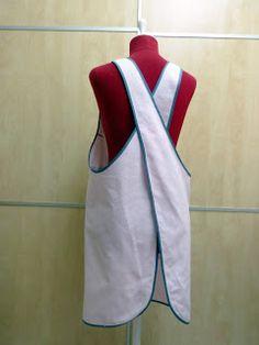 Tutorial de delantal japonés Apron, Etsy, Fashion, Sun, Scrappy Quilts, Dresses, Retro Apron Patterns, Sewing Patterns, Denim Aprons