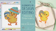 Elements of Design Editing