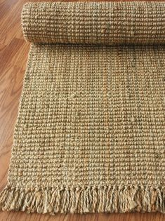 Margie Natural Beige Loop Handmade Area Rug