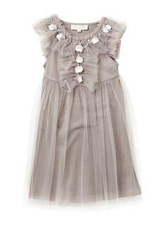 652a1e37acd Tutu Du Monde - Magical Fields Dress in Smoke