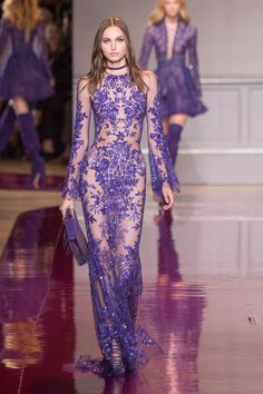 Zuhair Murad, Fall 2016 - The Most Extraordinary Dresses at Paris Couture Week Fall 2016 - Photos