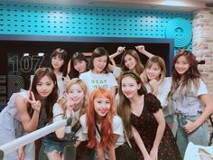 """TWICE 180711 SBS Power FM """"Choi Hwa Jung's Power Time"""""""