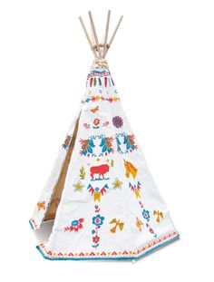 Show details for Vilac Nathalie Lete Indian Teepee