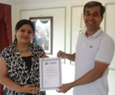 Neha Sharma - being awarded the prestigious & difficult to earn #NLP #Master #Practitioners certificate @ #ICF + #NLP Dual #Certification #Life #Coach #Training #Mumbai #Pune #India  Next Open #NLP Training from Anil Dagia - #India's #Most #Innovative #NLP #Trainer #ICF + #NLP Dual #Certification #Life #Coach #Training #Mumbai #Pune #India #Global 19th Jan #Mumbai 23rd Jan #Pune 1st Feb  Attend From Anywhere #Emotional #Fitness #Gym - 12th Jan  #Everyday #Persuasion & #Influence - Starts 26…