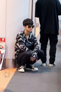 Korean Fashion Kpop, Korean Fashion Casual, Tomboy Street Style, Ikon Songs, Ikon Member, Jay Song, Ikon Debut, Dancing King, Korea