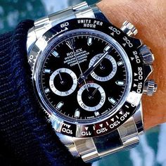 Rolex Rolex Diamond Watches Rolex Daytona WG Dia Bezel The 30 most expensive, elegant and crazy watches everThe new Rolex Diesel Watches For Men, Army Watches, Rolex Watches For Men, Luxury Watches For Men, Cool Watches, Designer Watches For Men, Silver Watches, Male Watches, Rolex Submariner