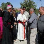 El Papa Francisco pide usar todos los medios para resolver la crisis humanitaria en Irak