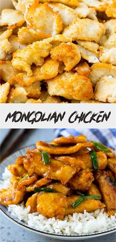 Mongolian Chicken | Think Recipes