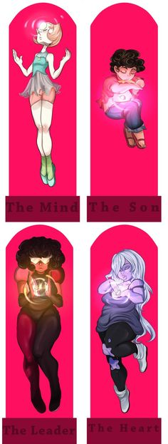 We are the Crystal Gems by AliciaStopIt