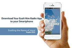 Dr RC Sproul on the Knowledge of God right now on www.exalthimradio.com Check.it out!