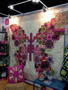 Love this quilt from Tula Pink
