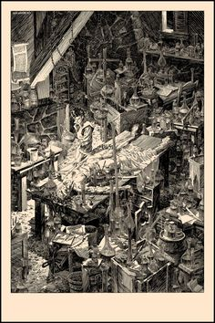 As I'm sure many of you already know, comic and illustration legend, Bernie Wrightson has passed away after a battle with brain cancer, last Saturday. The news was somewhat expected, but it didn't hurt any less.Read more on nakatomiinc.com...