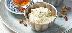 Delhaize - Yoghurtijs met pistachenoten