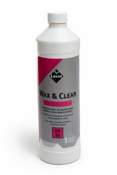LECOL Wax & Clean OH32 1ltr