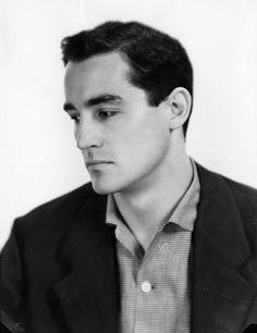 Vittorio Gassman ritratto da Manlio Villoresi.