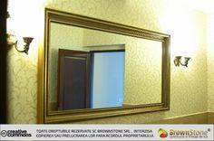 TAPET (11/23) Mirror, Wallpaper, Interior, Frame, Furniture, Design, Home Decor, Picture Frame, Decoration Home