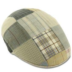 6ead2579232845 Belfry Trento - Italian Linen Ascot Safari Hat, Flat Cap, Ascot, Hats For