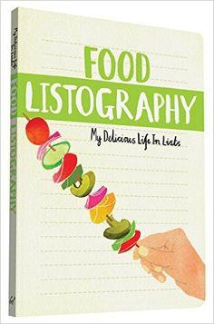 Food Listography: Amazon.es: Lisa Nola, Claudia Pearson: Libros en idiomas extranjeros