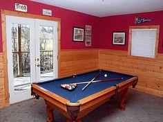 River Retreat - 2-4 Bedroom, 3.5 Bathroom Cabin Rental in Pigeon Forge, Tennessee.