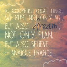 quote by Anatole France #motivationalquote
