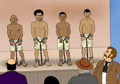 L'esclave vendu et libéré Histoire Biblenfant