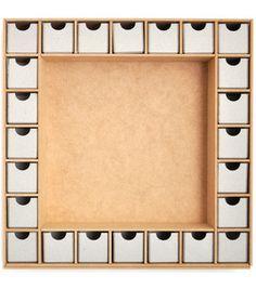 Kaisercraft Beyond The Page Kit - Advent Calendar: scrapbook kits: scrapbooking: Shop | Joann.com