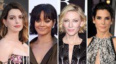All-Female 'Ocean's 8' Gets Summer 2018 Release  The 'Ocean's Eleven' spinoff stars Sandra Bullock Anne Hathaway Cate Blanchett Sarah Paulson Mindy Kaling Rihanna and Helena Bonham Carter.  read more