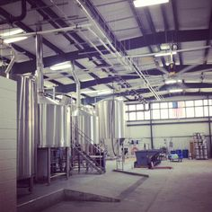 The massive facility where the Southbound brewing magic happens!
