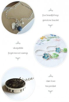 Silver Jewellery Highlights - gift inspiration for a special someone or special occasion