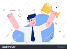 Find Businessman Holding Trophy Winner Success Concept stock images in HD and millions of other royalty-free stock photos, illustrations and vectors in the Shutterstock collection. Thousands of new, high-quality pictures added every day.