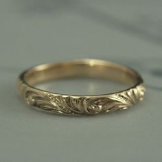 https://www.etsy.com/au/listing/230826620/yellow-gold-wedding-band-florence-womens?ga_order=most_relevant
