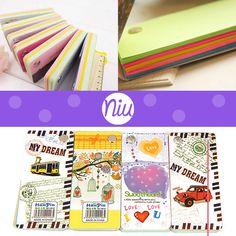 Libretas estilo vintage, encuentra esto y mucho más en: www.niuenlinea.co