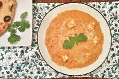 I finally developed this hearty dish that captures all the sweet, spicy, richness of butter chicken without any chicken or butter, and using whole food ingredients available at most standard grocery stores.