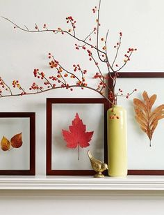Evlerde sonbahar teması - 6 - Foto Galeri - Pudra.com
