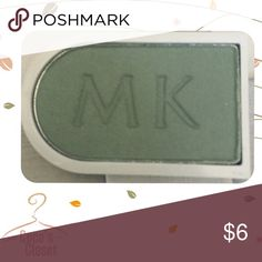 MK Eyeshadow in Rainforest Mary Kay Signature Eye Color in Rainforest. Never been used.   PRICE FIRM on all items marked $15 and below. Mary Kay Makeup Eyeshadow
