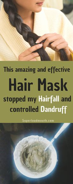 This amazing Homemade Hair mask completely controlled my Hair fall and Dandruff Loading. This amazing Homemade Hair mask completely controlled my Hair fall and Dandruff Hair Mask For Dandruff, Diy Hair Mask, Dandruff Remedy, Scalp Treatments, Hair Fall Remedy, Homemade Hair Treatments, Hair Fall Control, Best Hair Loss Treatment, Masks