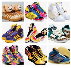 194 Best Adidas by Jeremy Scott images | Jeremy scott