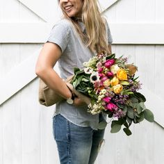 Farmgirl Flowers for the win! These things are gorgeous and American grown too.